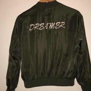Jacket Hazel Green